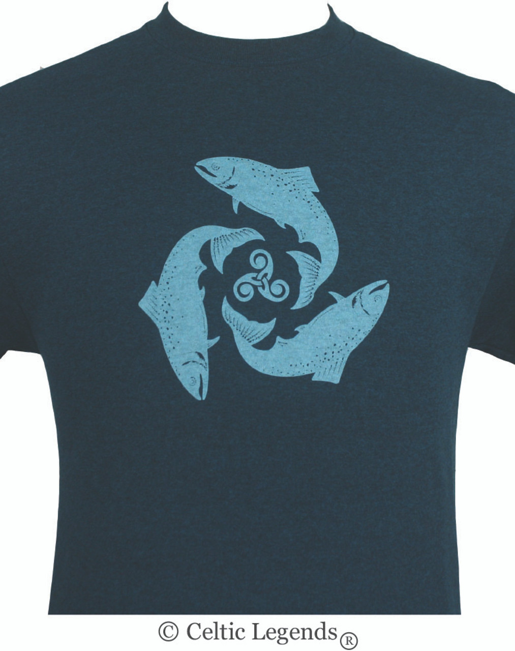 Celtic Salmon T-Shirt
