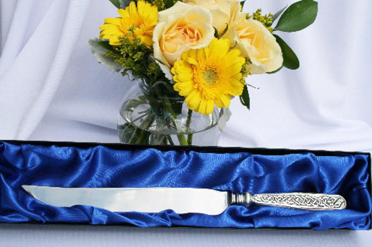Celtic Cake Knife SAVE 25%