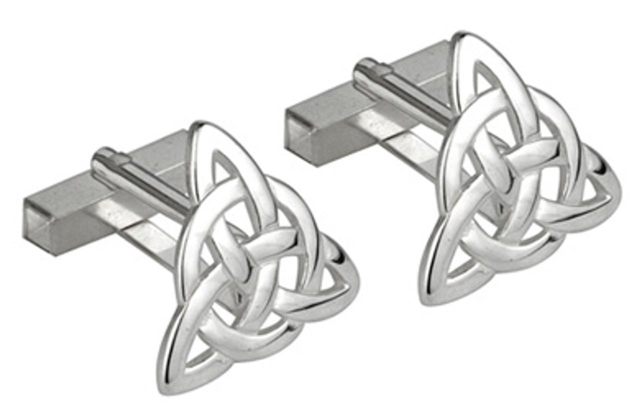 Trinity Knot Cufflinks