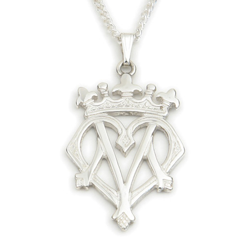 Luckenbooth Pendant Necklace