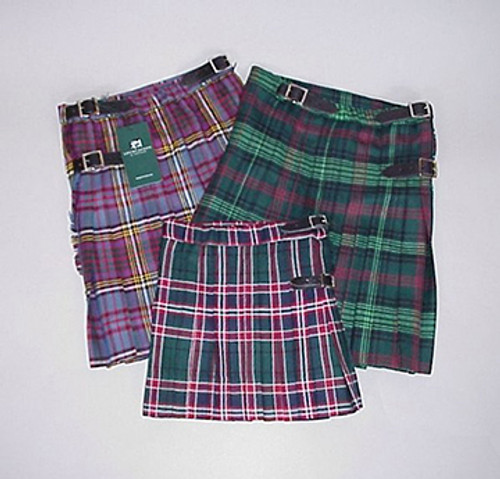 Child's Kilt 17 - 20 Inches Long - MacDonnell to Young