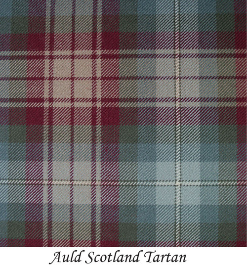 Reiver 10 oz Tartan Plaid Cloth-Abercrombie to MacDonald