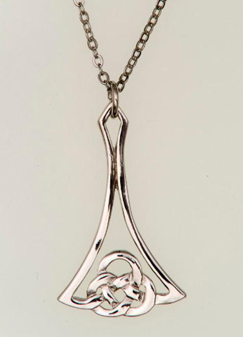 Kells Knot Pendant Necklace