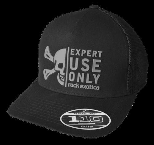 rockTrucker Hat Black/Mesh