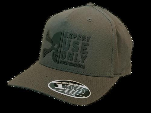 rockTrucker Hat Gray Snapback