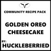 Golden Oreo Cheesecake By Huckleberried (Discounted Full Recipe)