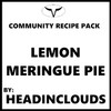 Lemon Meringue PIe By HIC  (Discounted Full Recipe)