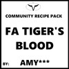 FA Tiger's Blood by Amy*** (Discounted, Full Recipe)