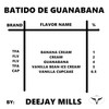 Batido de Guanabana by Deejay Mills (Discounted, Full Recipe)