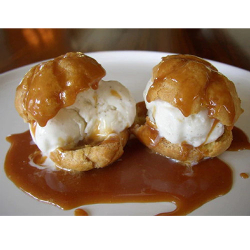 Caramel Cream Puff-SC