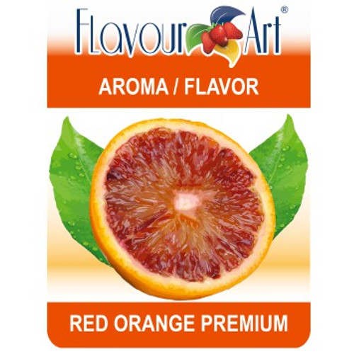 Blood Orange (Red)-FA