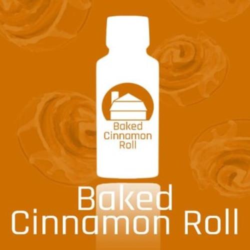Baked Cinnamon Roll-LB
