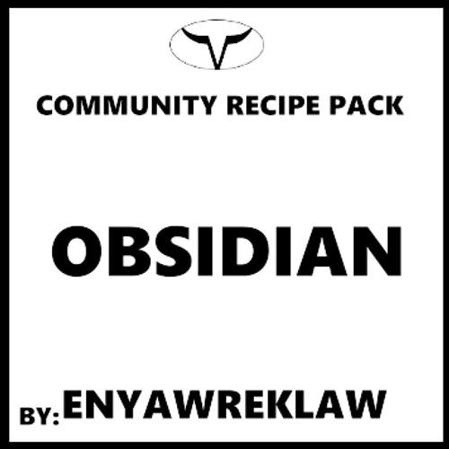 Obsidian by ENYAWREKLAW