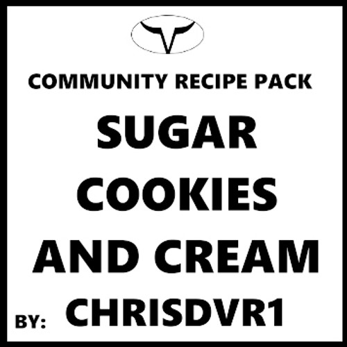 Sugar Cookies And Cream By Chrisdvr1 (Discounted Full Recipe)