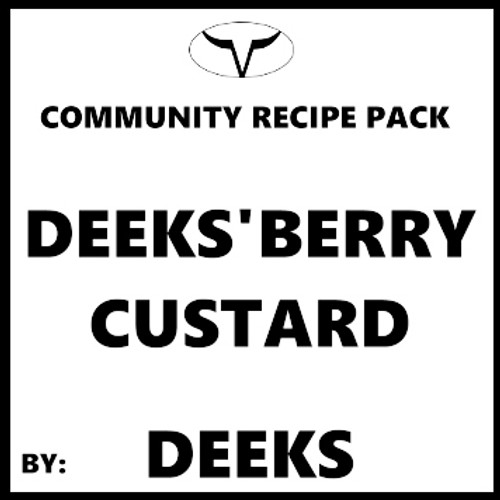 Deeks' Berry Custard by Deeks