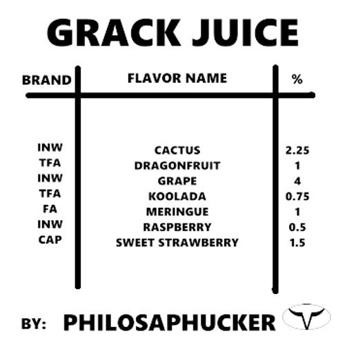Grack Juice by Philosaphucker