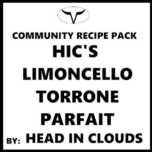 Limoncello Torrone Parfait by Head In Clouds