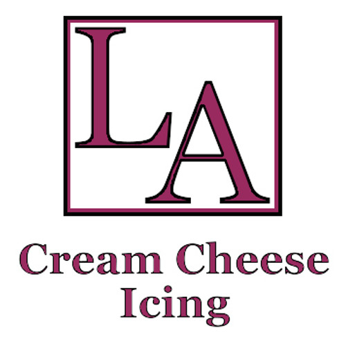Cream Cheese Icing-LA-Gallon