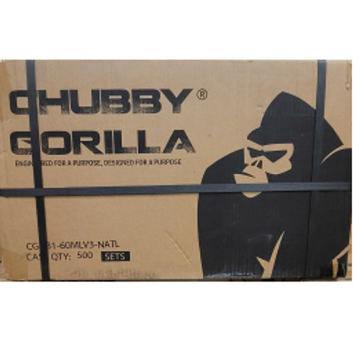 60ml PET Chubby Gorilla Case of 500