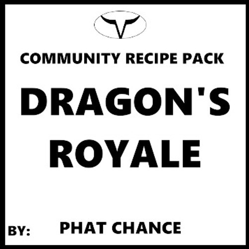 Dragon's Royale by Phat Chance (Full Recipe, Discounted)