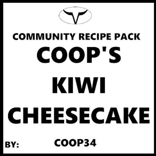 Coop's Kiwi Cheesecake by Coop34
