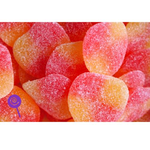 Peach Gummy Candy-SC-WF