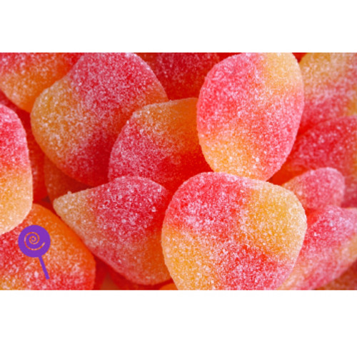Peach Gummy Candy-SC-WF