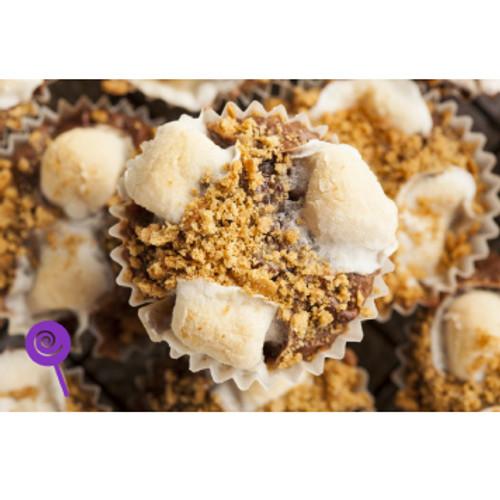 S'mores Cupcake-SC-WF