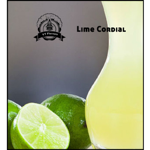 Lime Cordial-VT