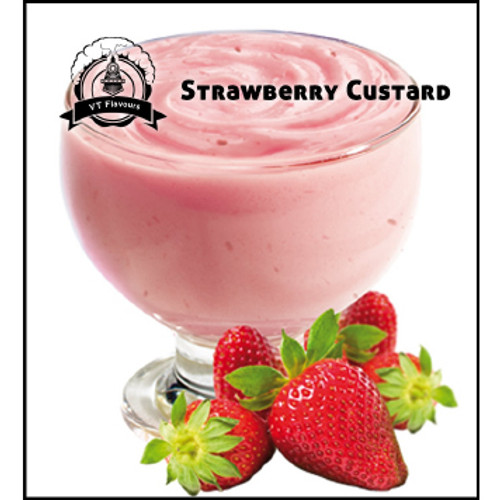 Strawberry Custard-VT
