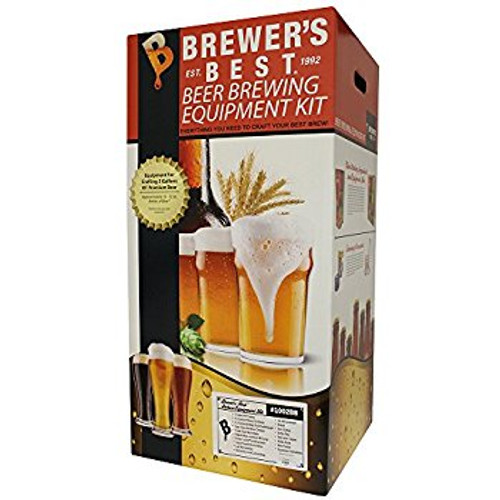 Basic Equipment Kit Brewers Best
