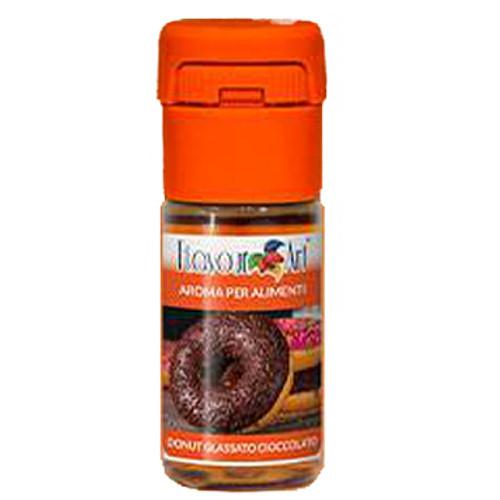 Donut Glassato Cioccolato-FA