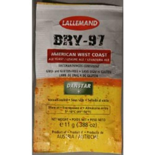 Lallemand Belle Bry-97 West Coast 11g