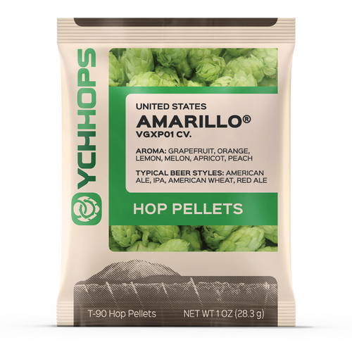 Amarillo Pellets 1 oz