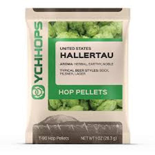 Hallertauer Pellets 1 oz