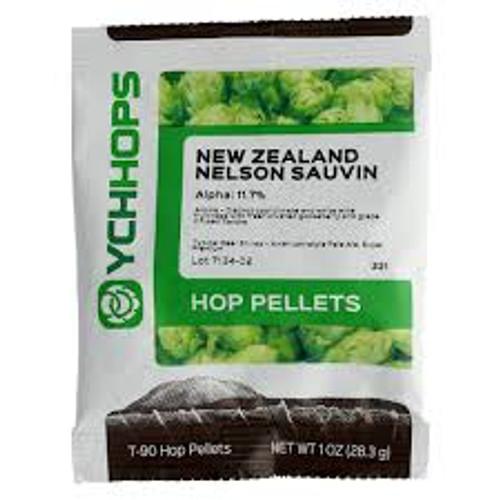 Nelson Sauvin Pellets 1 oz