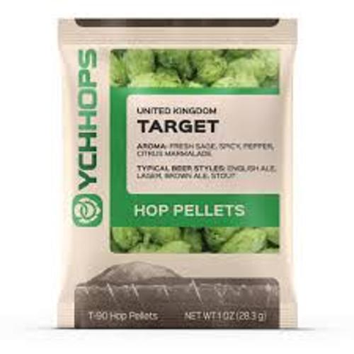 Target Pellets 1 oz