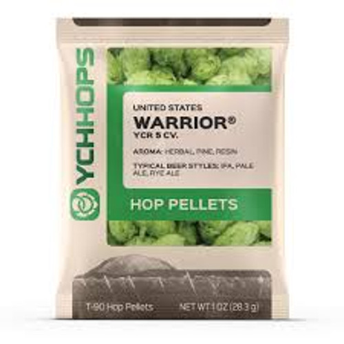 Warrior Pellets 1 oz