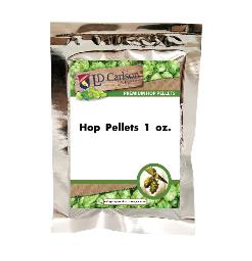 Lemondrop Pellets 1 oz