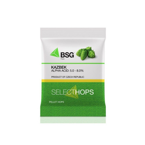 Kazbek Pellets 1 oz