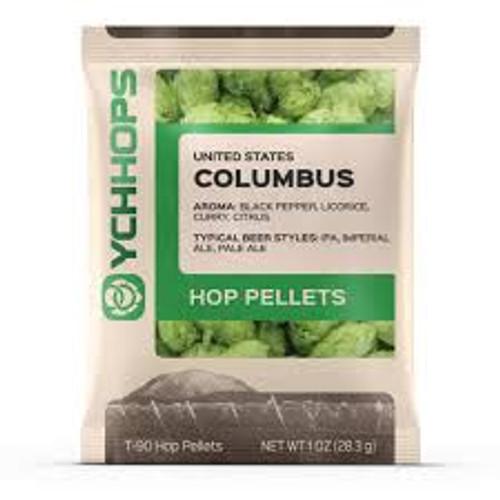 Columbus Pellets 1 Lb