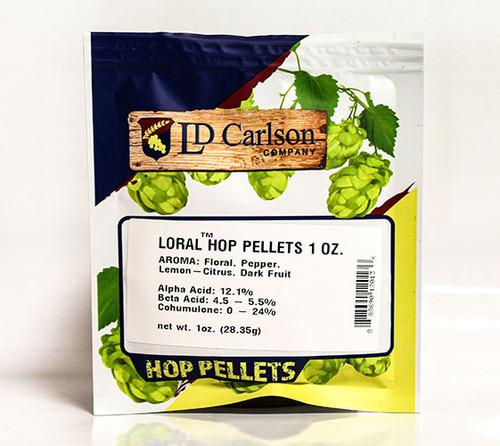 Loral Hop pellets 1 oz