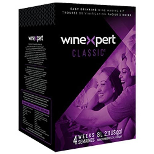 Classic Shiraz 8L Wine Kit-California