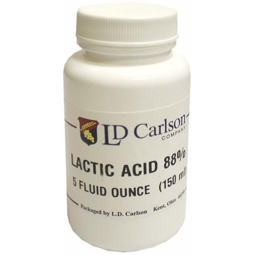 Lactic Acid 88%  5 oz