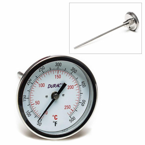 Dial Thermometer 9""
