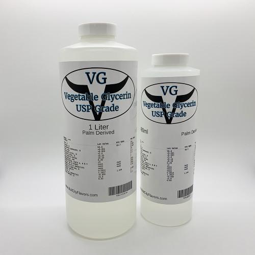 VG (Vegetable Glycerin)