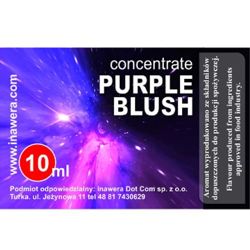 Purple Blush-INW