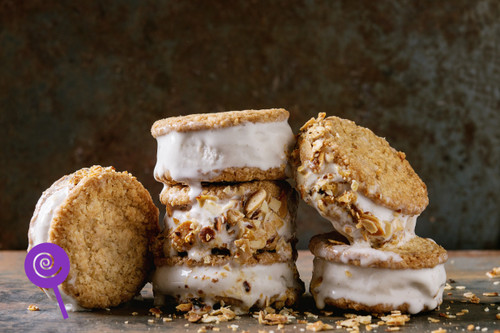 Oats and Cream Cookie-WF-Gallon