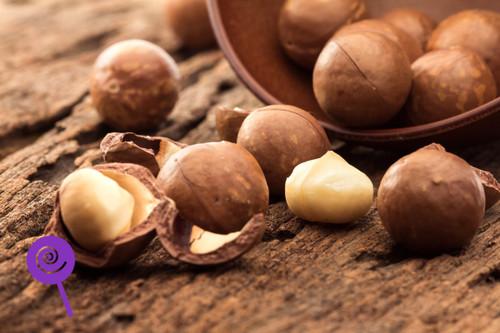 MACADAMIAN NUTS-WF-SC-Gallon