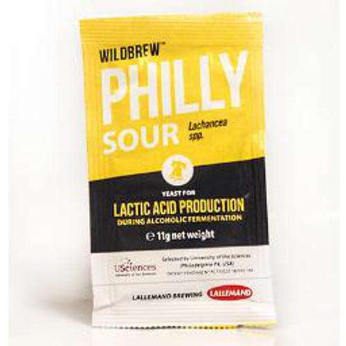 Lallemand Wildbrew Philly Sour Yeast 11 Gram